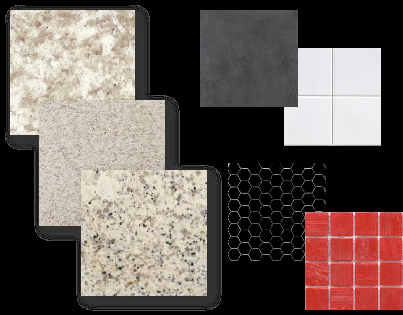 decoracao piso branco:DECORAÇÃO: COMO COMBINAR BANCADA DE GRANITO – Cores da Casa