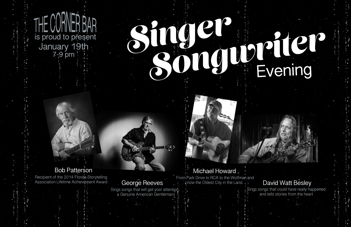 Singer Songwriter Night II
