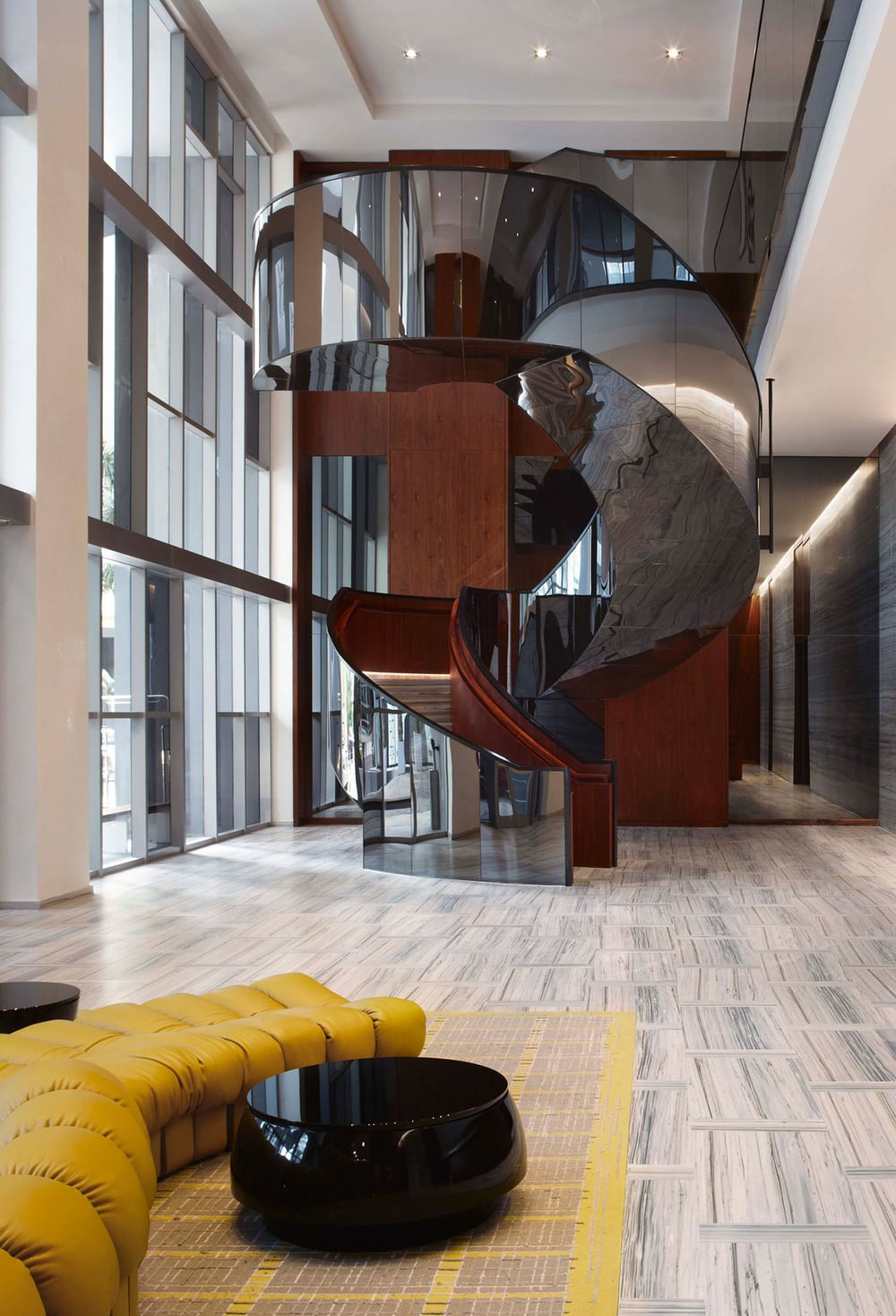 Loveisspeed brickell house is the centerpiece of for Brickell house