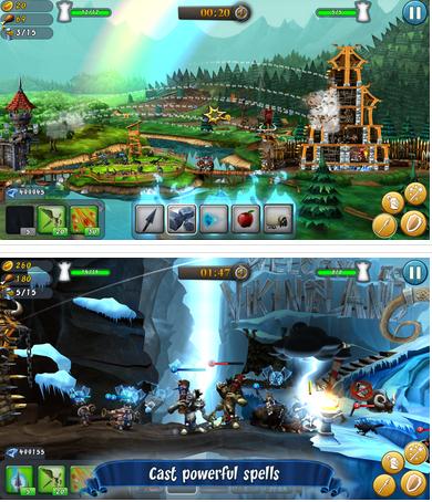 CastleStorm - Free to Siege v1.72 Apk Mod [Money]