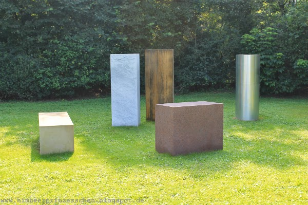 12 von 12 12 v 12 Skulpturenpark Köln