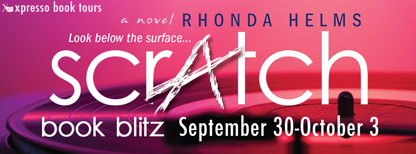 Book Blitz: Scratch By Rhonda Helms