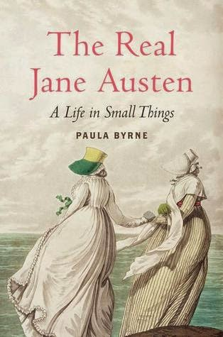 Austen biography Paula Byrne