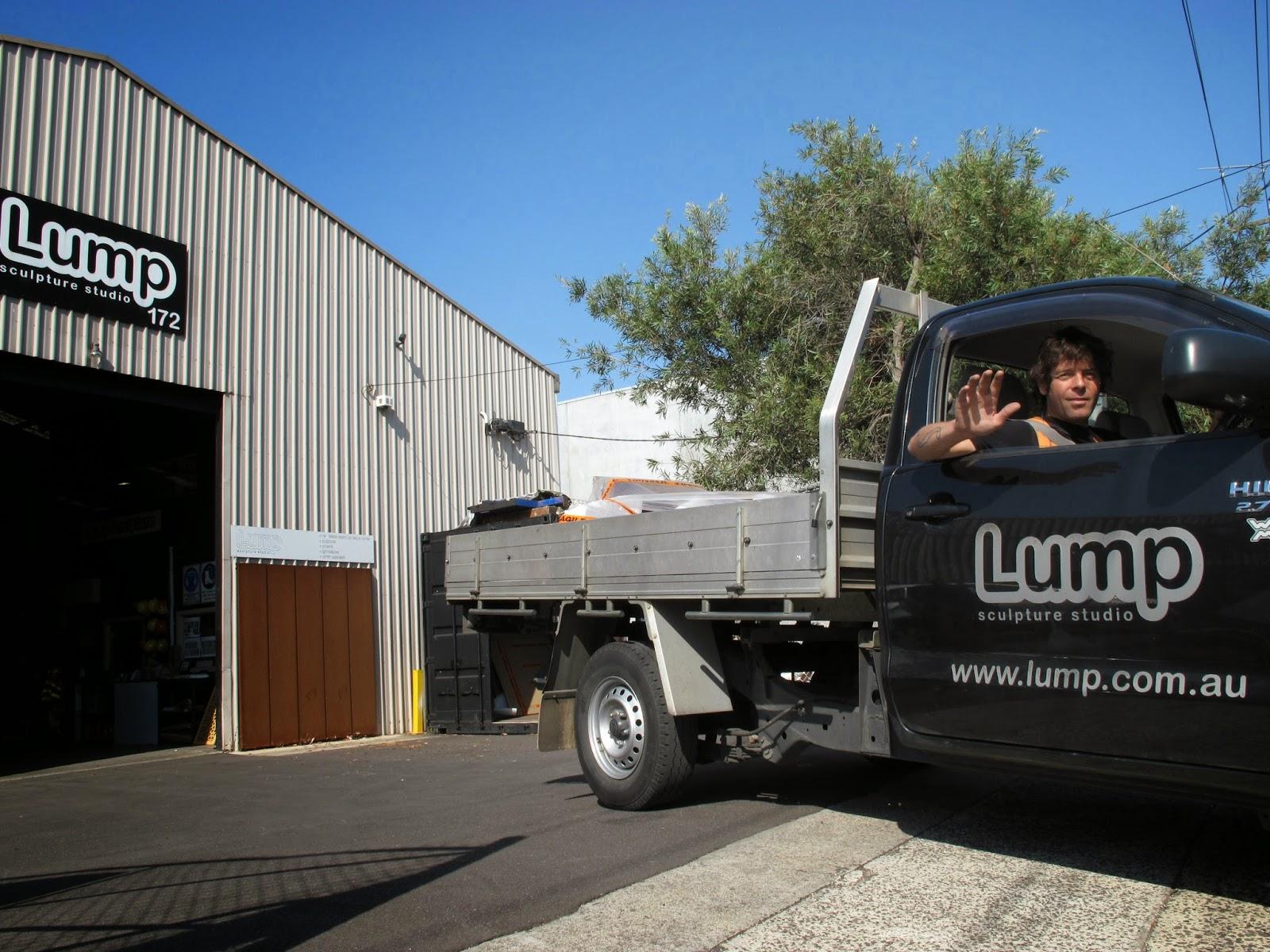 Lump Sculpture Studio