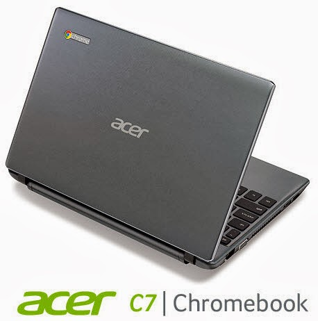 chromebook c7