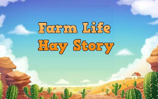 Screenshots of the Farm life: Hay story for Android tablet, phone.