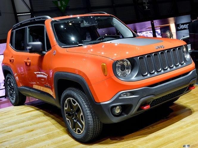 Harga Murah Mobil Jeep Renegade Rp 350 Jutaan