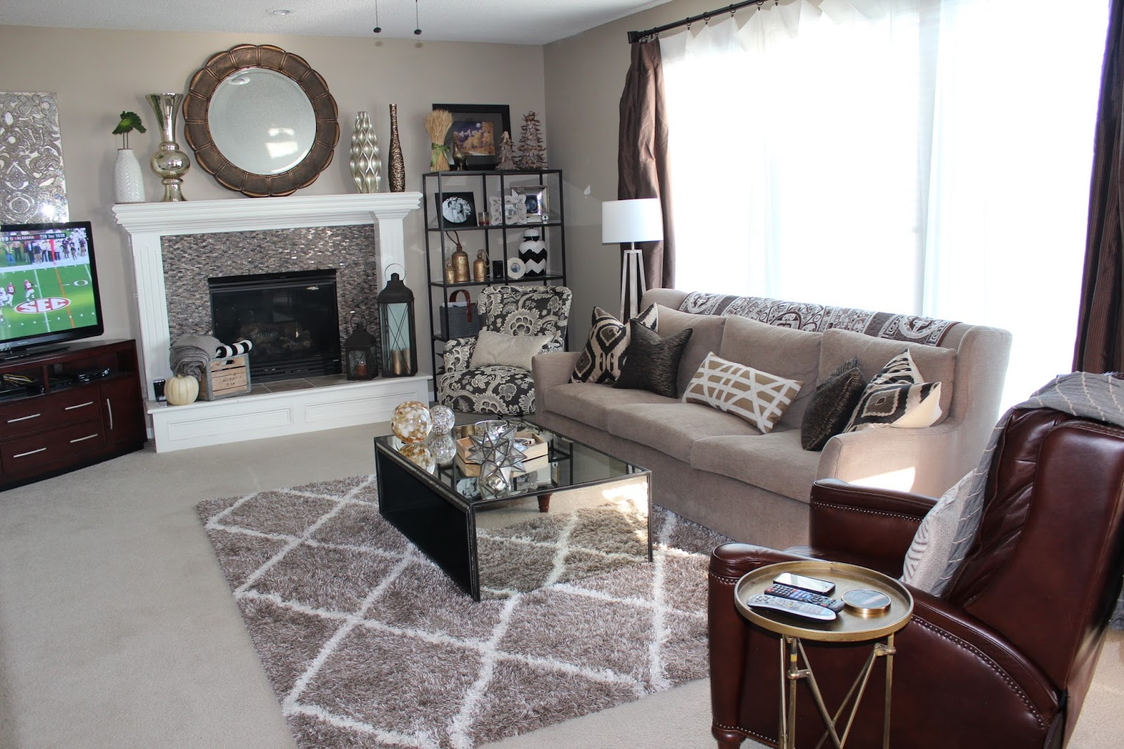 Is it ok to put an area rug over carpet carpet vidalondon for Can you put an area rug on carpet
