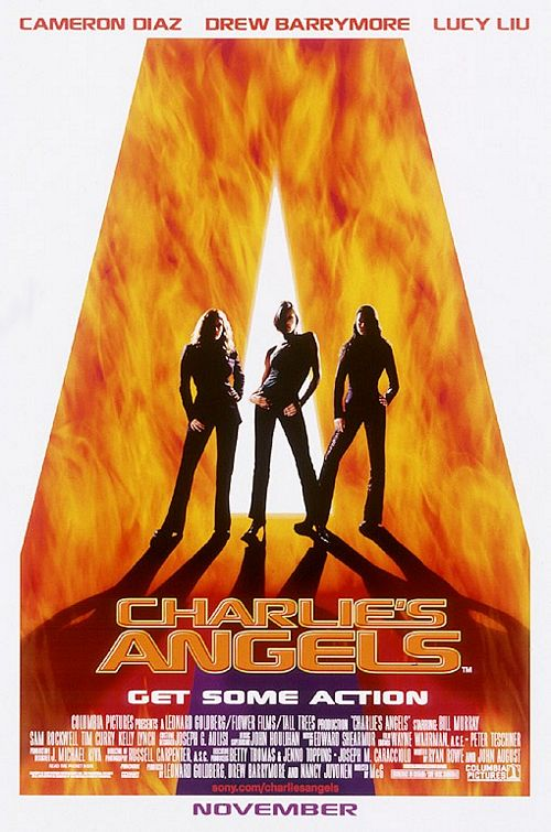 The Geeky Guide to Nearly Everything: [Movies] Charlie's ... Charlies Angels 2000