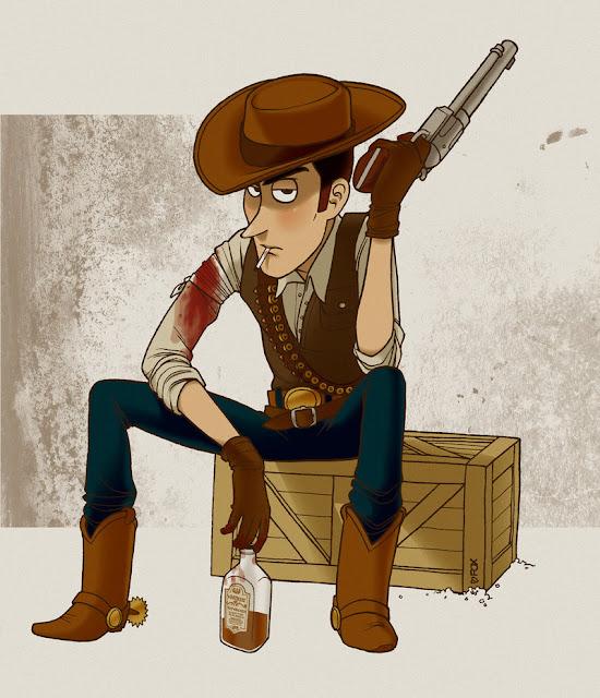 Hardcore Woody