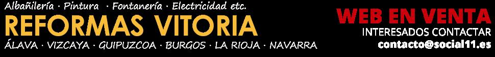 REFORMAS EN VITORIA-GASTEIZ Y ÁLAVA | CONSULTE NUESTRAS TARIFAS