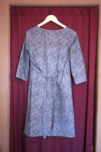 Sew Liberated Schoolhouse Tunic Back