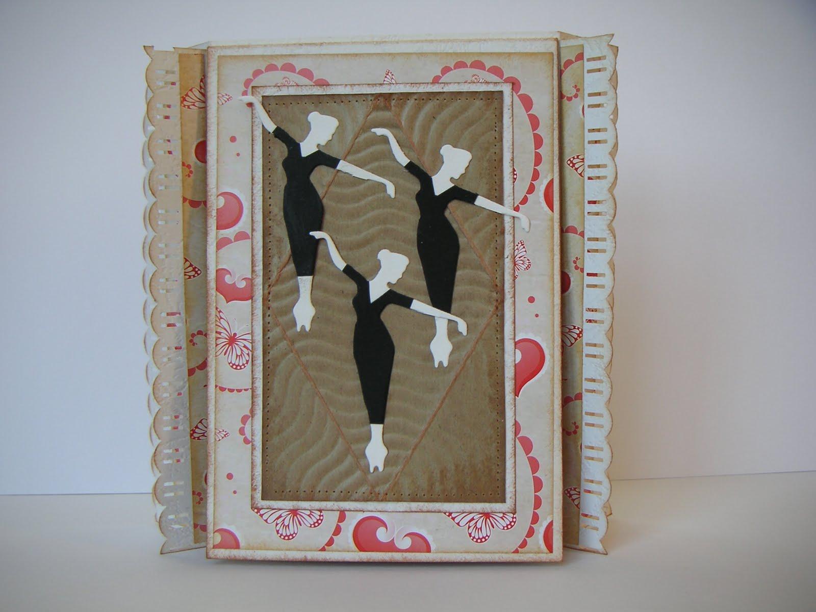 Картинки с балериной для открыток 962
