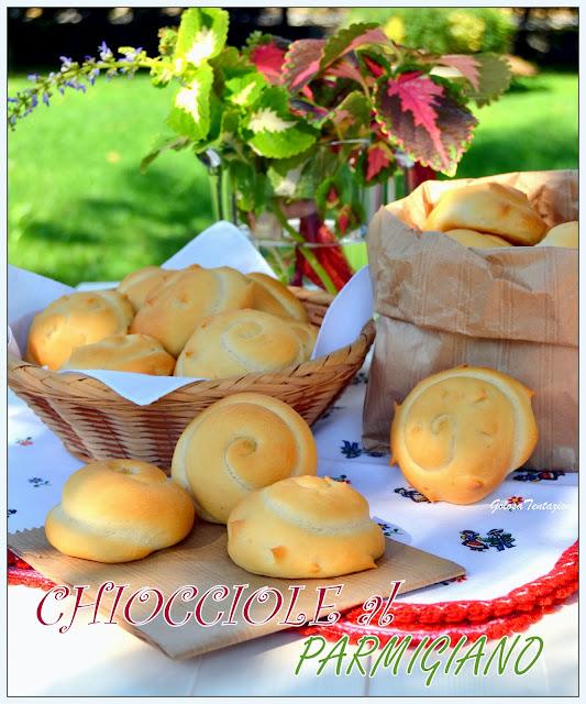 chiocciole al parmigiano