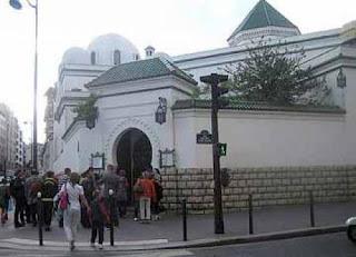 gereja kosong jadi masjid