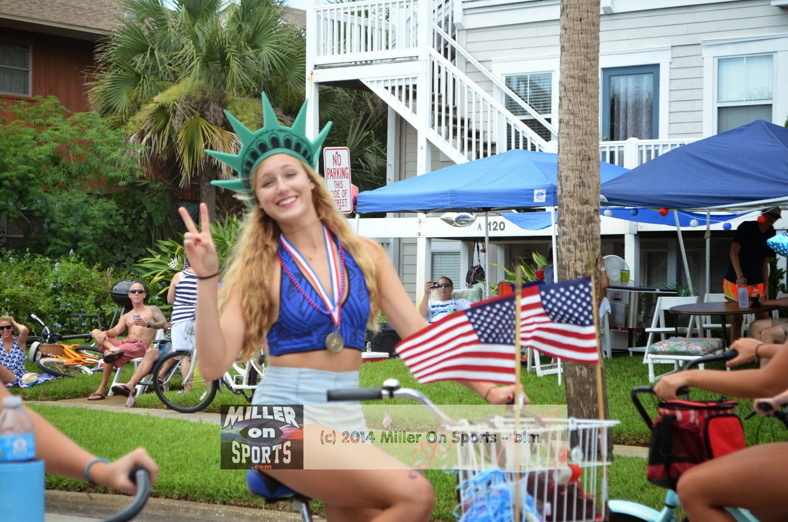 Beach Bikes Jacksonville Florida MOST USA SPIRITED