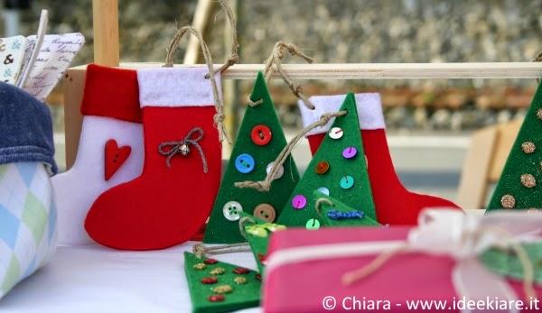 Dove comprare addobbi natalizi fatti a mano