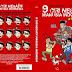 Resensi komik : 9 Ciri Negatif Manusia Indonesia #Dalam Komik