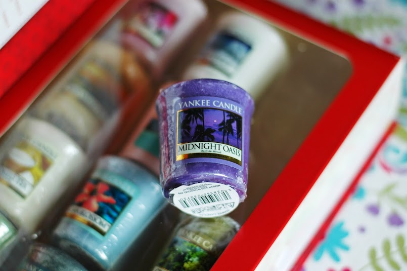 Yankee Candle - Midnight Oasis