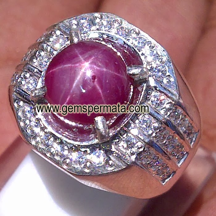 Star Ruby Mozambique