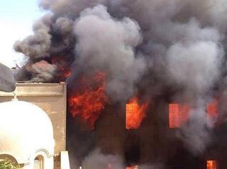Perseguição: rezemos pelos Cristãos Egípcios