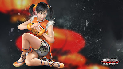 Xiaoyu Ling Tekken Tag Tournament 2 Wallpaper