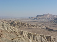 Zin Wilderness, Israel