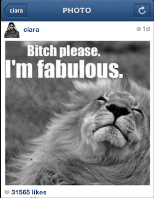 Ciara in the Middle of Some Baby Mama Drama! [Details]