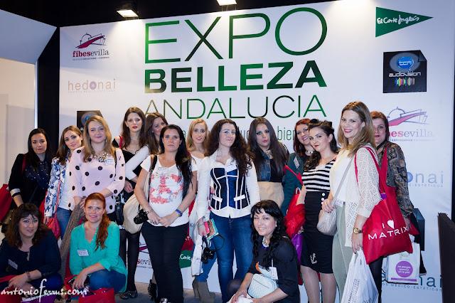 airun bloggers expobelleza 2014