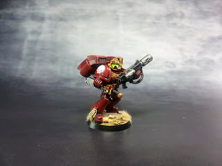 Blood Angels - Escuadra de Asalto - Warhammer 40000 1