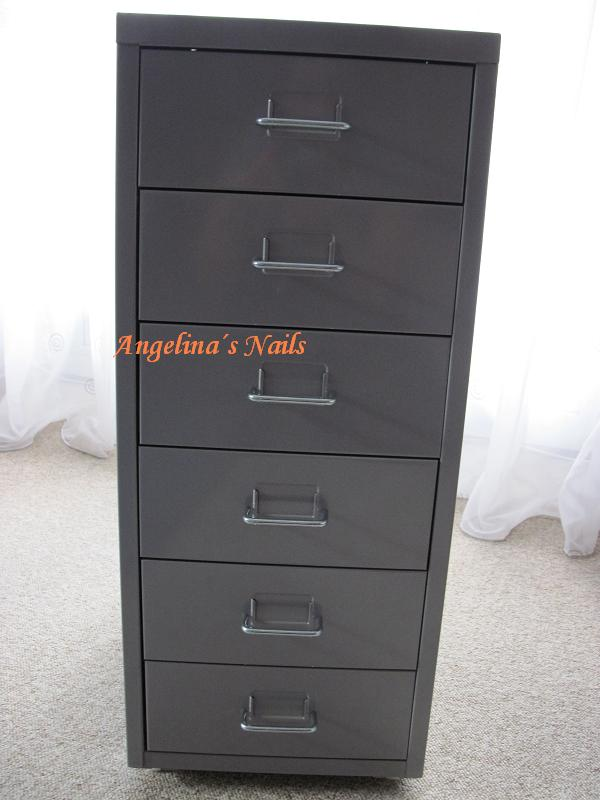 angelina s nails more neue nagellack aufbewahrung helmer. Black Bedroom Furniture Sets. Home Design Ideas