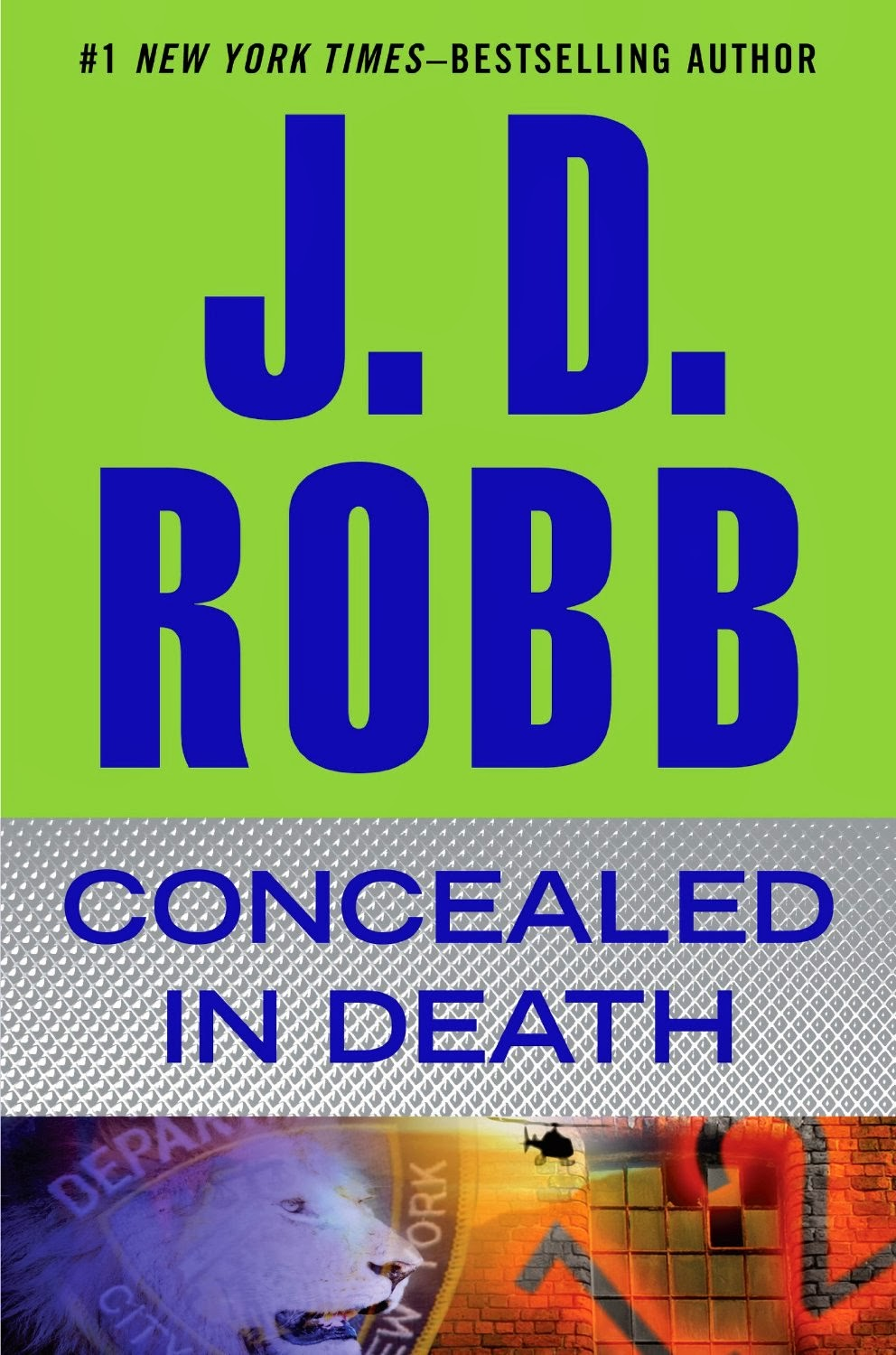 Concealed in Death book cover