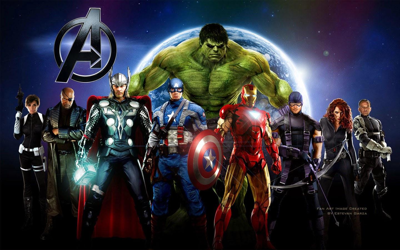 Avengers-Age of Ultron