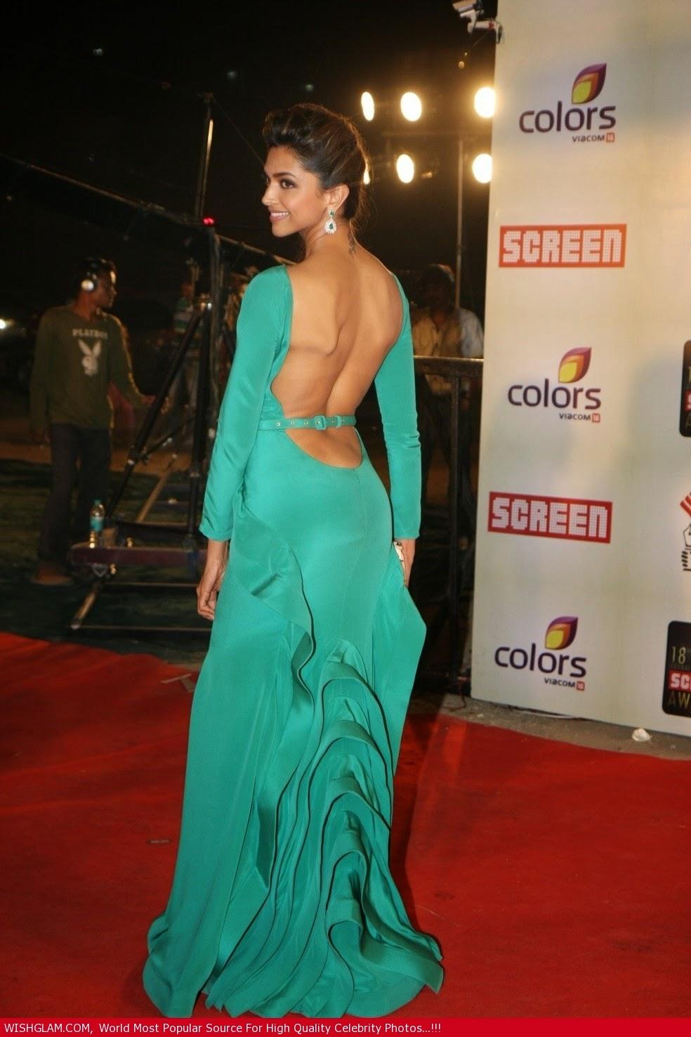 indian actress butt