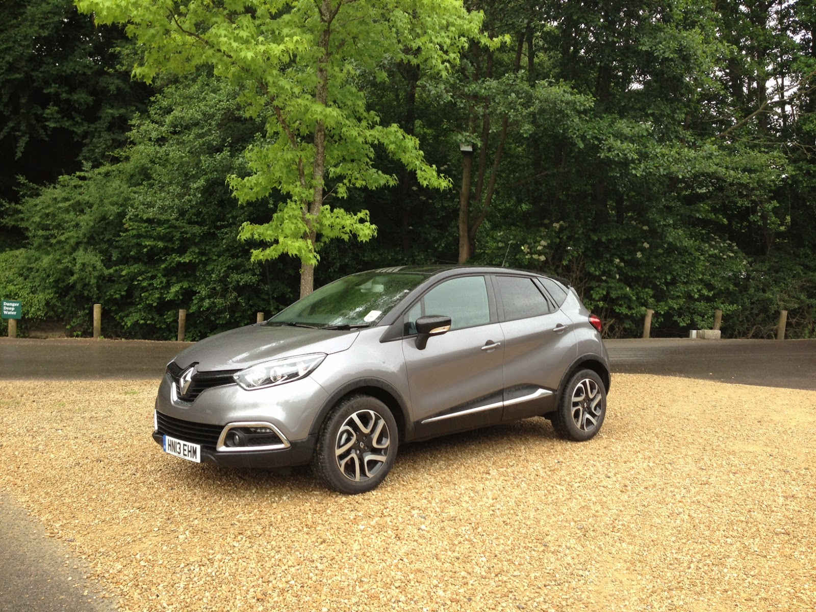 Speedmonkey renault captur review for Renault captur grigia