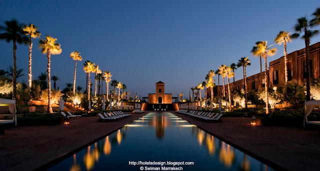 Les plus beaux hotels design du monde h tel selman - Les plus beaux interieurs du monde ...