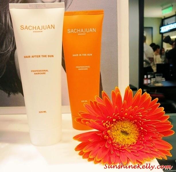 Sachajuan Hair In The Sun, Sachajuan Hair After The Sun, Sachajuan Over Night air Repair, Kensapothecary, Sachajuan, Haircare, Esthetic Hairdressing, Avenue K, Diva Hairdressing,