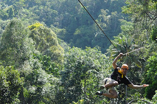 Flying Hanuman Adventure in Kathu Phuket