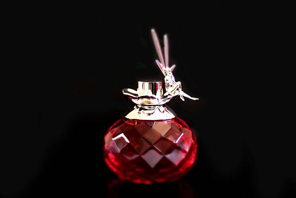 van cleef arpels feerie rubis parfum femme avis test