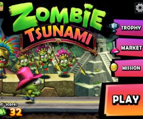 Download Free Zombie Tsunami Hack