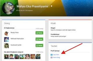 Cara Menampilkan Foto pada Google Search