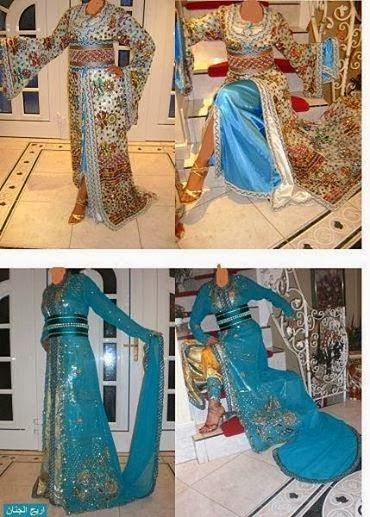 فساتين جزائرية للاعراس موديلات فساتين اعراس