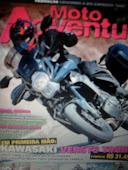 Edição 130 da Moto Adventure   tem  a cobertura da 5ª Etapa do Carioca Off Road 2011