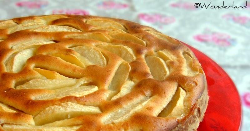 Wonderland Cookings: Mom's apple pie