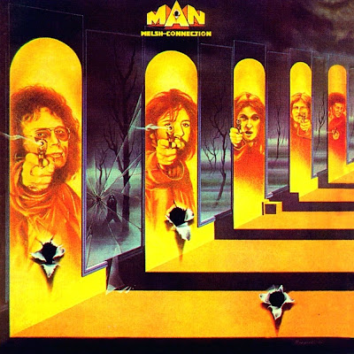Man - Welsh Connection (1976 great uk psyche-prog rock - wave)