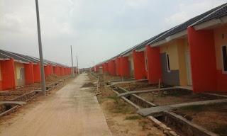 Rumah Subsidi Cikarang Bekasi Perumahan KSB Grande Kota Serang Baru