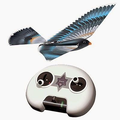 Pájaro Biónico Avitron v2.0