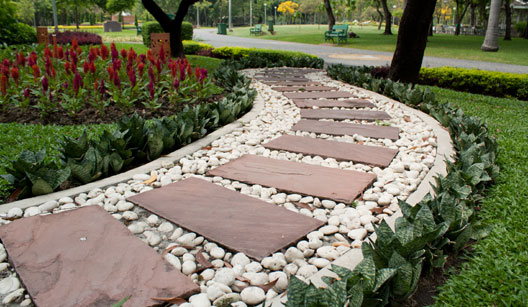 pedra jardim caminho:HORTA EM APARTAMENTO: CAMINHOS PARA SEU JARDIM