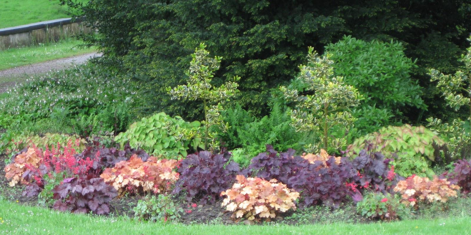 Un jardin a l 39 ombre fin des foires et escapade en angleterre for A jardin