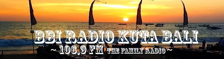 BBI Radio Kuta Bali